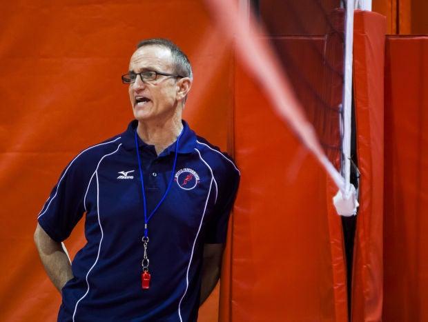 Rick Butler in 2014.
