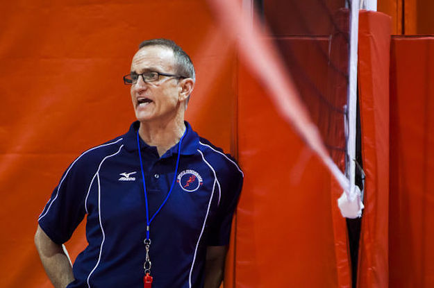 A Top US Youth Volleyball Coach Is Accused Of Raping Teenage Girls Hundreds Of Times