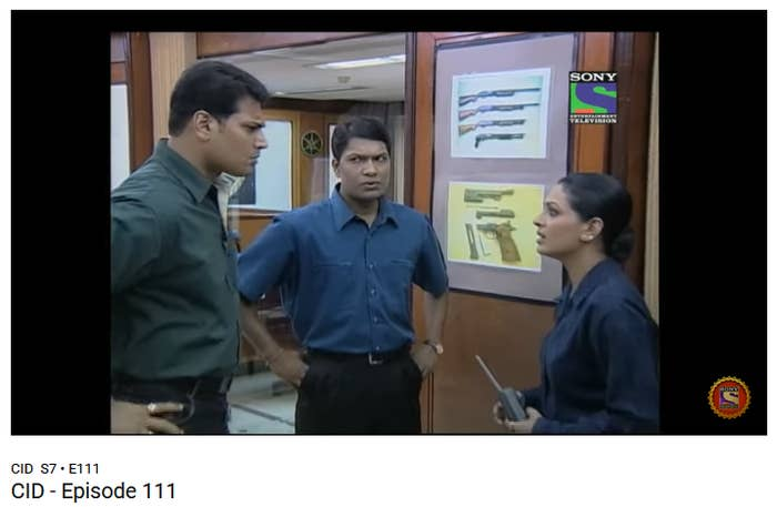 Cid Episode 600