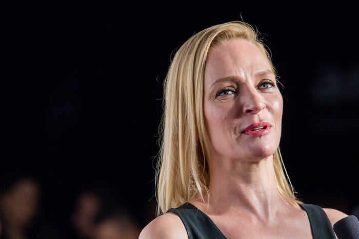 "Three months after saying she was ""waiting to feel less angry"" before speaking publicly about Harvey Weinstein, actor Uma Thurman spoke out on Feb. 3 and accused Weinstein of sexually assaulting her in a London hotel room.Thurman starred in Pulp Fiction (1994) and Kill Bill: Volume 1 (2003) and Volume 2 (2004), the indie hits directed by Quentin Tarantino and produced by Weinstein.""The complicated feeling I have about Harvey is how bad I feel about all the women that were attacked after I was,"" said Thurman, in an interview with the New York Times.Thurman first described an incident in a Paris hotel room, where Weinstein donned a bathrobe and led her into a steam room.""I was standing there in my full black leather outfit — boots, pants, jacket. And it was so hot and I said, 'This is ridiculous, what are you doing?' And he was getting very flustered and mad and he jumped up and ran out,"" Thurman told the Times.Shortly after that occasion, Thurman said she was sexually assaulted by Weinstein, again at a meeting in a hotel room, this time at the Savoy Hotel in London: ""He pushed me down. He tried to shove himself on me. He tried to expose himself. He did all kinds of unpleasant things. But he didn't actually put his back into it and force me. You're like an animal wriggling away, like a lizard. I was doing anything I could to get the train back on the track. My track. Not his track.""Thurman said went to meet with Weinstein again at the Savoy to confront him about the attack. She said she told him, ""If you do what you did to me to other people you will lose your career, your reputation, and your family, I promise you.""Thurman told The Times she doesn't remember what happened next, but a friend, make-up artist Ilona Herman, who was waiting downstairs at the hotel, said when Thurman came downstairs ""she was very disheveled and so upset and had this blank look.""""Her eyes were crazy and she was totally out of control. I shoveled her into the taxi and we went home to my house. She was really shaking,"" recalled Herman to the Times, adding that Thurman told her Weinstein had threatened to ruin her career.In a statement to BuzzFeed News, a Weinstein spokesperson acknowledged he made ""an awkward pass 25 years ago in England after misreading her signals, after a flirtatious exchange in Paris, for which he immediately apologized and deeply regrets.""""However, her claims about being physically assaulted are untrue. And this is the first time we have heard those details,"" the spokesperson said."
