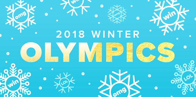 For more Pyeongchang Winter 2018 Olympics content, click here!