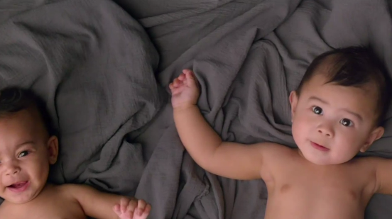 "That T-Mobile commercial with babies was set to the tune of Nirvana's ""All Apologies."""