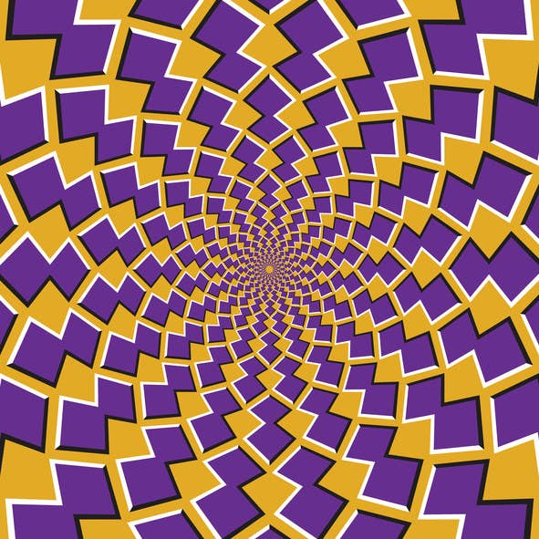 16 Optical Illusions Your Brain Will Refuse To See Correctly