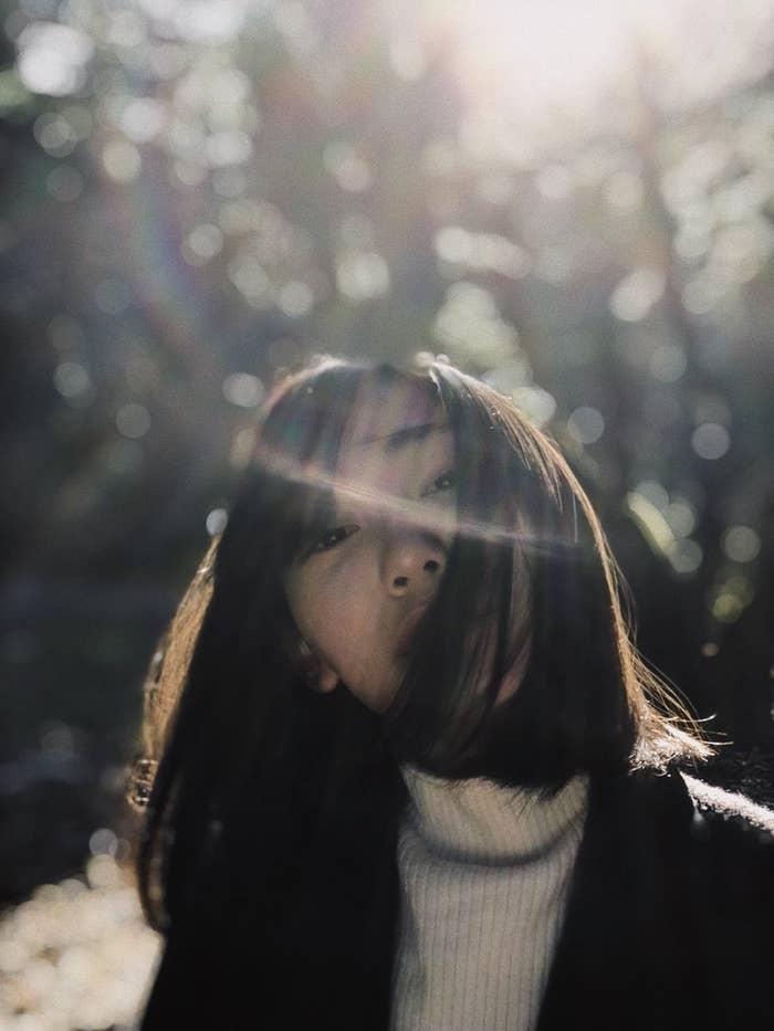 Model : rin kumai(Instagram)