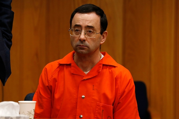 Ex-USA Gymnastics Doctor Larry Nassar Was Sentenced For A Second Time For Sexually Abusing Girls And Women
