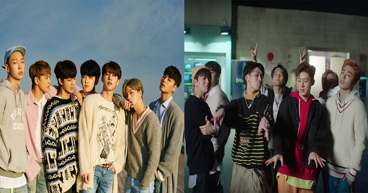 """We Asked K-Pop Stars iKON 12 Questions To Celebrate Their """"Return"""" Comeback"""