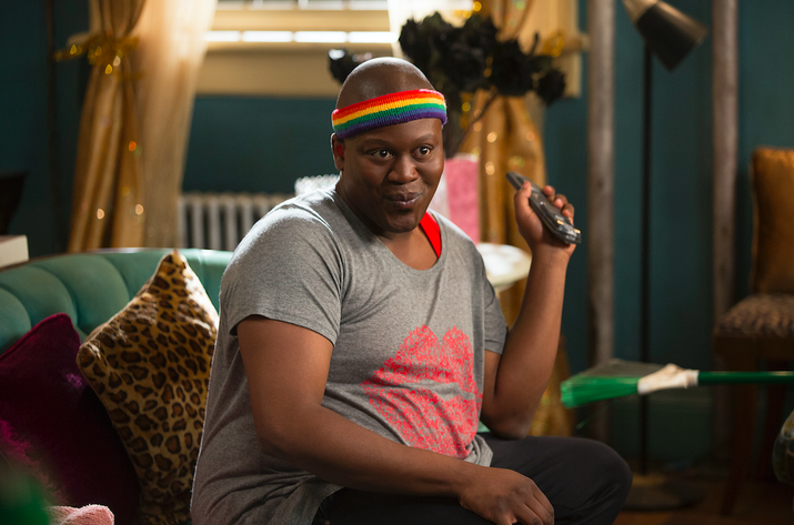"""The show: A comedy-drama, created by Tina Fey, available on Netflix.""""Seeing someone who was openly gay and so confident about it really helped me come to terms with my own sexuality and inspired me to come out. Although my parents did not take it well, I have no regrets whatsoever.""""– Kevin, Facebook"""