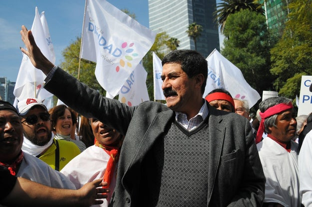 Though he may have accomplished his short-term goals, Corral isn't finished. Speaking before a crowd of supporters near downtown Mexico City on Sunday, he announced that he will help organize a national movement against political corruption.