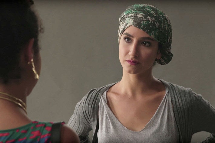 """The show: A comedy-drama set around three friends in New York City.""""She's the first and only Persian lesbian I've ever seen on a TV show. If she can be so out and proud with her sexuality and culture, why can't I?""""– Suggested by khakazit213"""