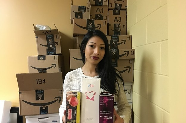 Someone Has Been Anonymously Sending Tons Of Sex Toys To Canadian Universities-1334
