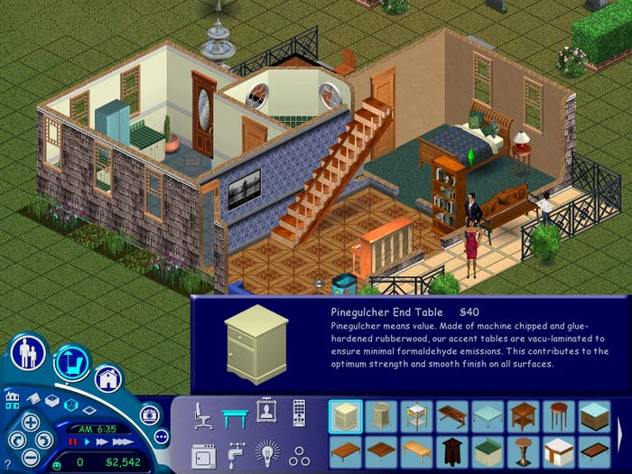28 Pictures To Celebrate The Sims' 18th Anniversary