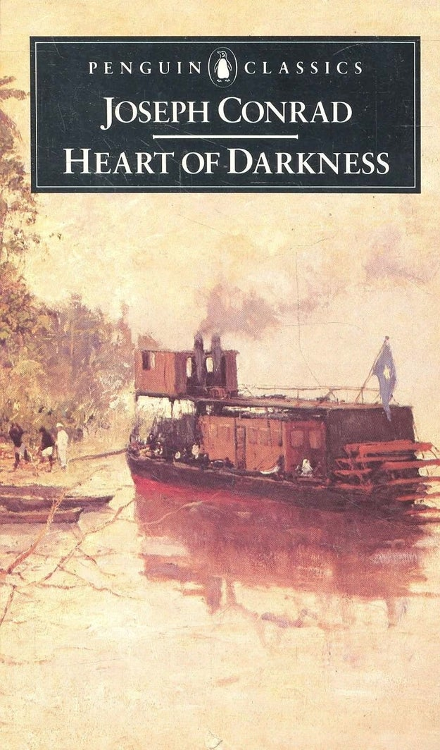 a look at the racism in heart of darkness by joseph conrad Emotions, anger, prejudices - racism in joseph conrad's heart of darkness.