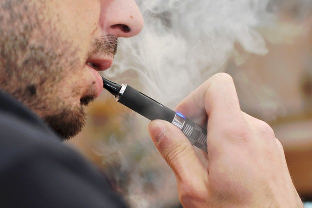 """Yes, the JUUL is safer than regular cigarettes, but no e-cigarette is considered """"safe"""" — and it's never just vapor that you're inhaling."""