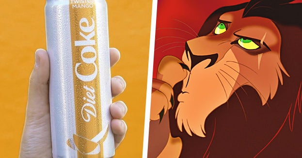These Random Questions Will Reveal Which New Diet Coke Flavor You Should Try
