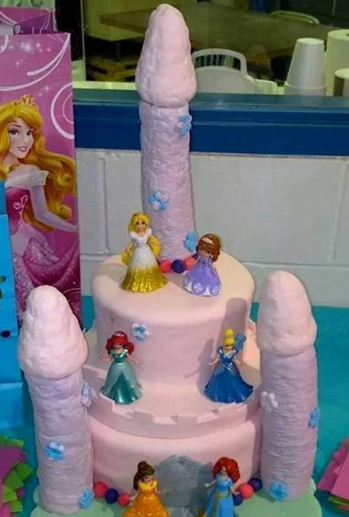 ¿Qué habrán hecho estas princesas para merecer esto?