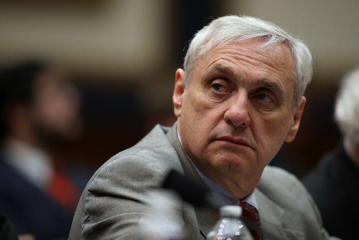 Former federal appeals judge Alex Kozinski
