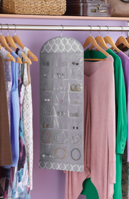 """Promising review: """"So cute and roomy. It's perfect for storing jewelry in a dorm room."""" —JenSGet it from Target for $9.29 or get something similar on Amazon for $12.99 (available in five colors)."""