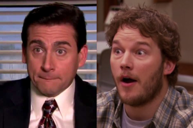 Michael Scott would become weirdly obsessed with Andy Dwyer, and would try way too hard to be his friend.
