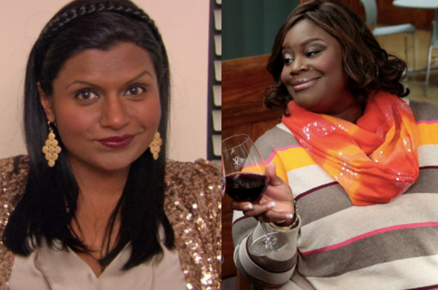 Kelly Kapoor and Donna Meagle would have an EPIC girl's night out, that probably ends with Donna bailing Kelly out of jail.