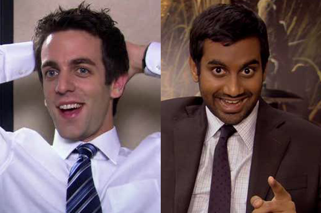 Ryan Howard and Tom Haverford would try to form a startup together after binge-watching half a season of Silicon Valley.