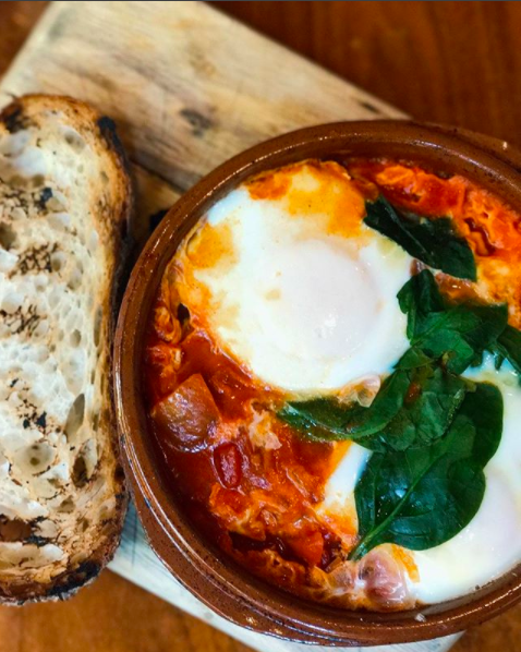 Shakshuka from Balaboosta
