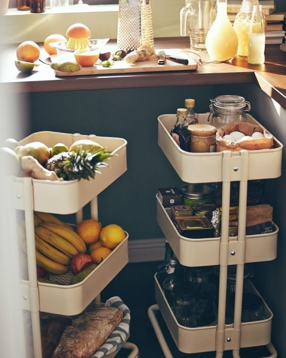 Kitchen Storage Ideas Buzzfeed: 11 Hacks For Making Your IKEA Furniture A Little Less...IKEA-Y