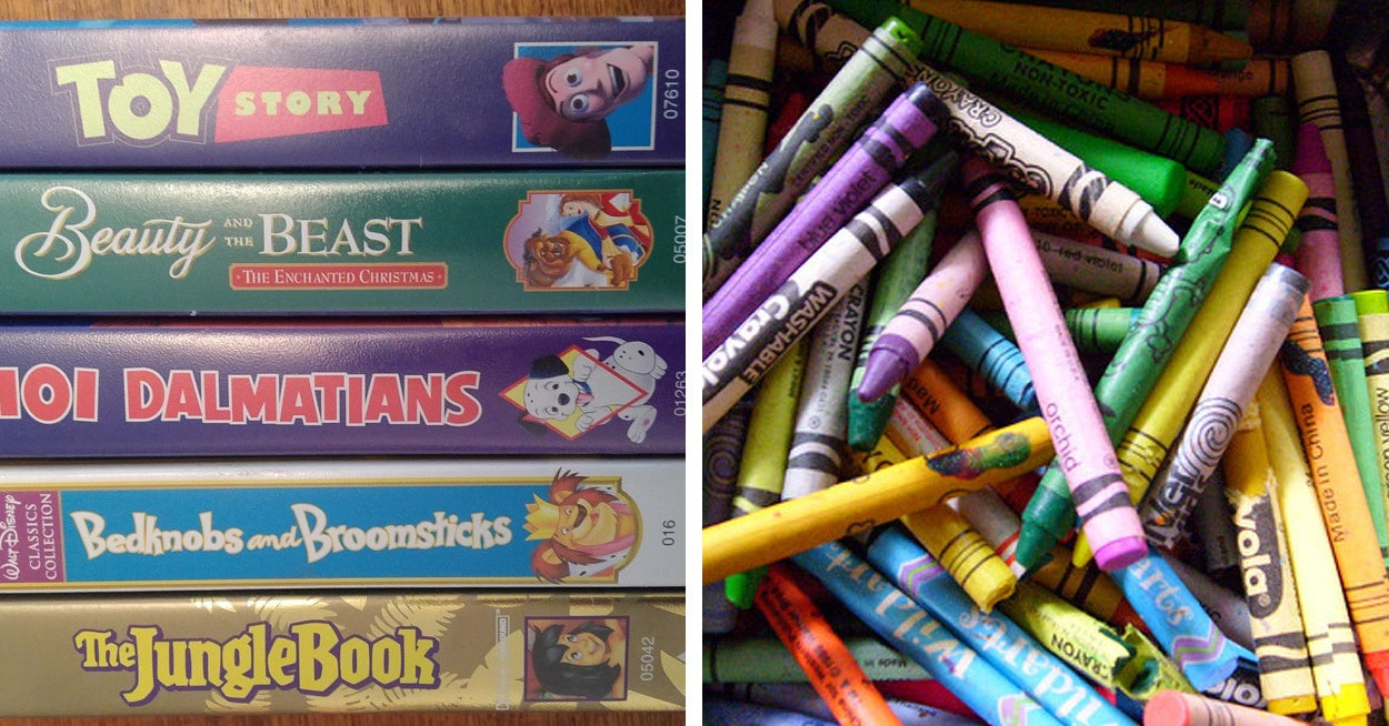 19 Pictures That Smell Exactly Like Growing Up In The '90s
