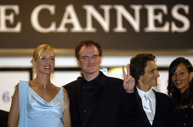 """As far as the crash being part of a larger """"cover-up,"""" as Thurman alleged in an Instagram post on Monday, Tarantino says he """"didn't know about any of that."""""""