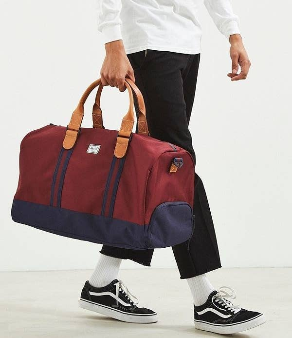 6299924e9f A weekend duffle bag because your future is packed with romantic getaways.