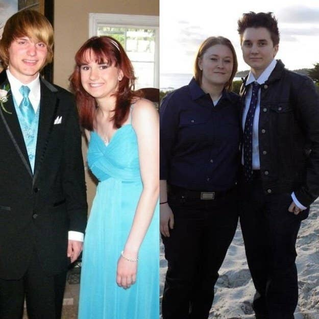 27 Coming Out Couple Glow-Ups That\'ll Give You All The Feels