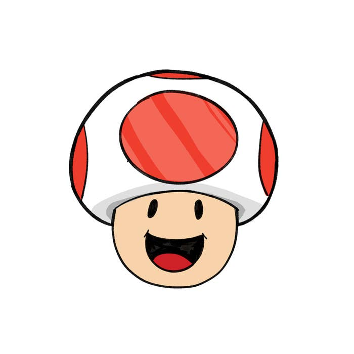 You Will Never Be Able To Unsee The Truth About Toad's Anatomy