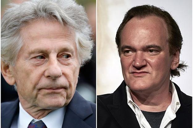 Quentin Tarantino Said Roman Polanski's 13-Year-Old Victim