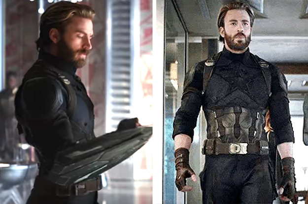 Chris Evans Has Gone From Captain America To Captain Daddy In The