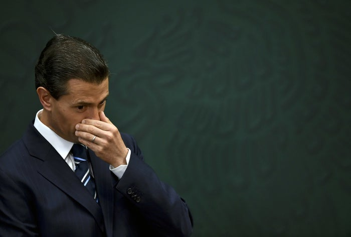 """With less than a year left in office, Peña Nieto is spending more and more time calling out critics while performing his official duties. """"To disavow our progress would be an attack on truth, the misinforming of our people, the degradation of our politics,"""" Peña Nieto warned during a commemoration for the 101st birthday of the constitution Monday."""