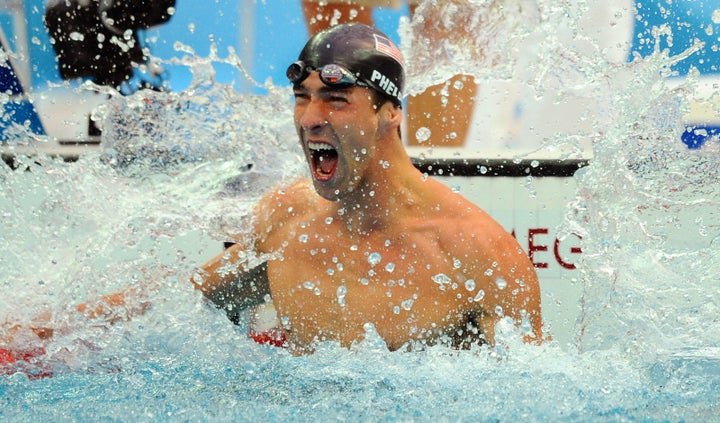 Michael Phelps of the USA brings home an astonishing eight gold medals in 2008.