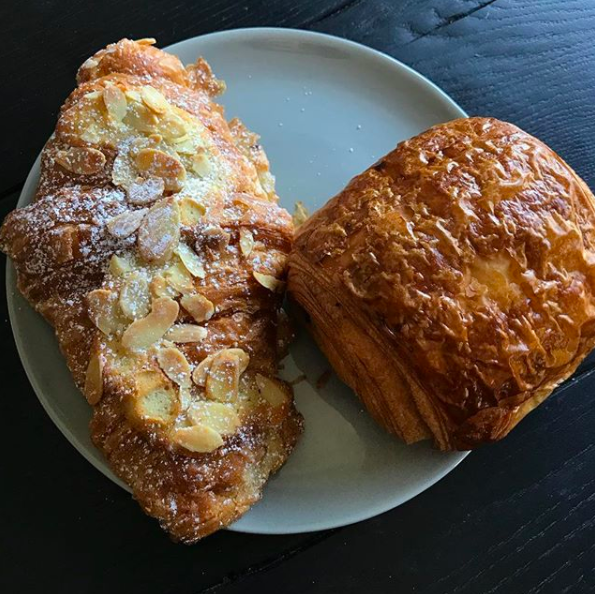 Almond Croissant from Breads Bakery