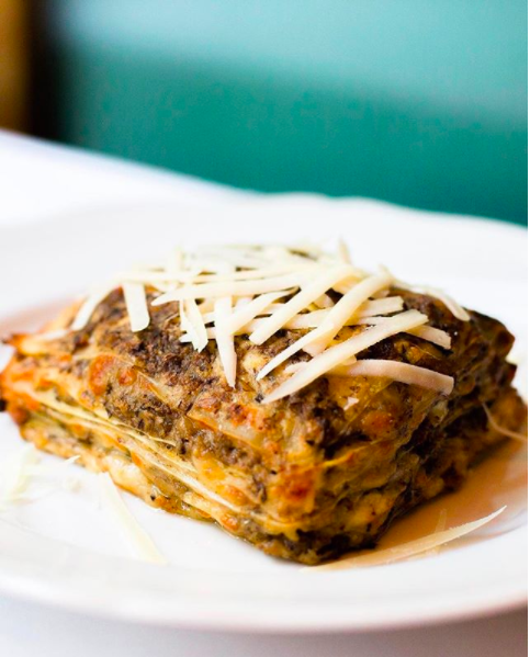Lasagna from I Sodi