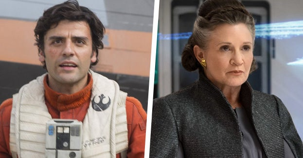 "Which ""Stars Wars"" Character Is Your Best Friend?"