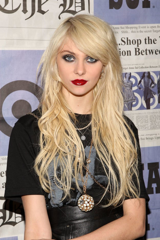 Taylor Momsen went from Gossip Girl to badass scene queen.