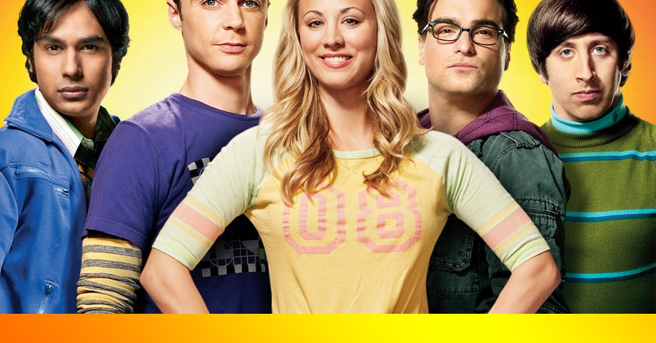 """Which """"The Big Bang Theory"""" Character Are You?"""