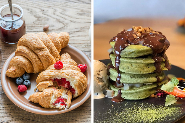 Here's The Ridiculous Food Trend That Perfectly Matches Your