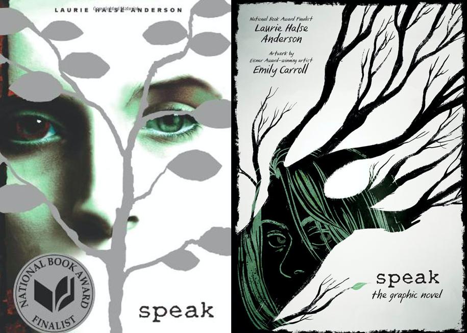 Speak Book Laurie Halse Anderson