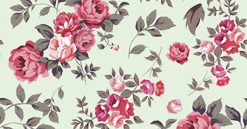 This Floral Pattern Test Will Reveal What Kind Of Introvert You Are Enchanting Floral Patterns
