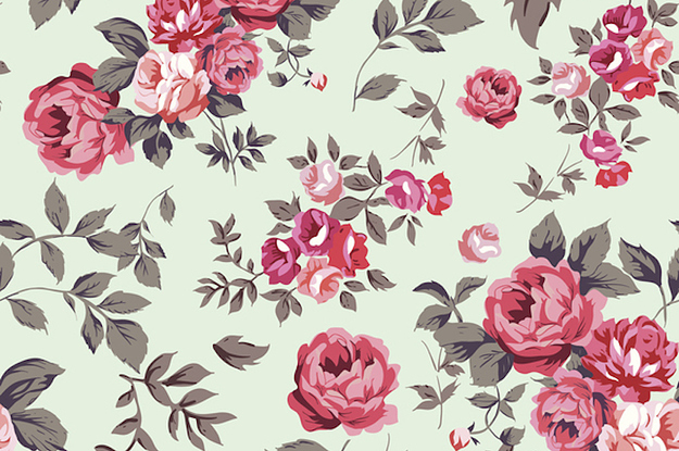 f99276700cf9 This Floral Pattern Test Will Reveal What Kind Of Introvert You Are