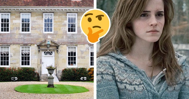 """Which """"Harry Potter"""" Character Are You Based On The House You Build?"""