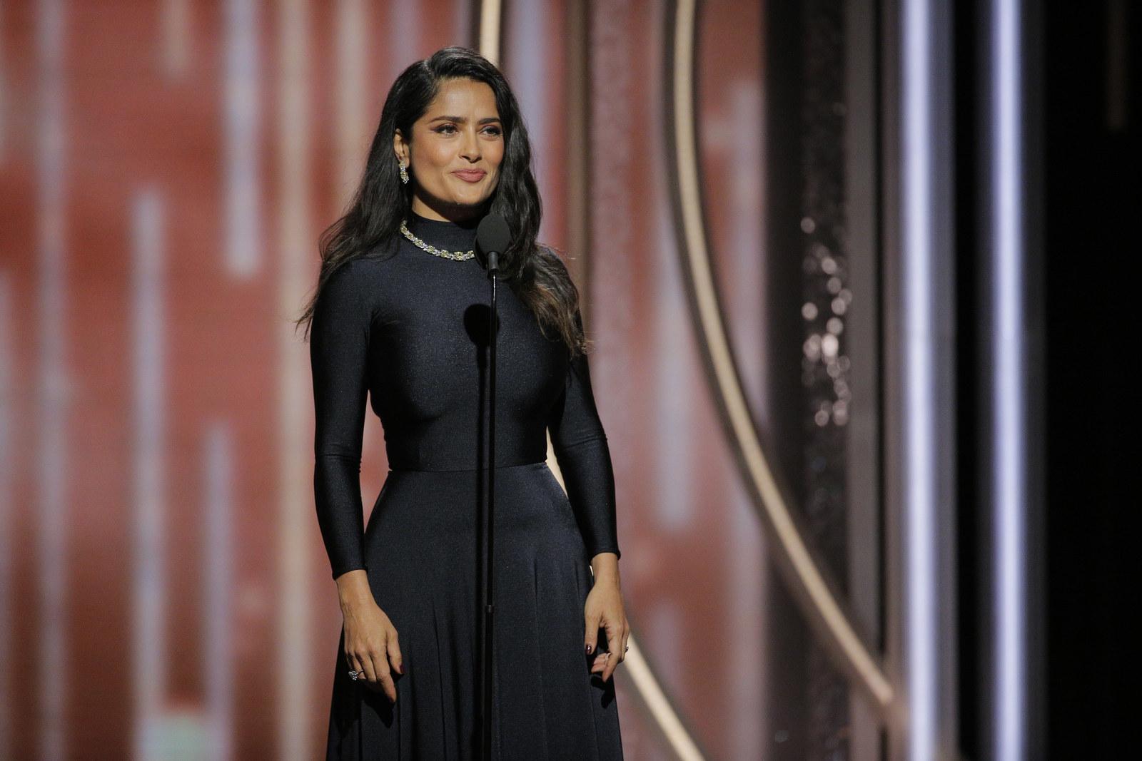 Salma Hayek Told Oprah More Details About Harvey Weinstein's Alleged Abuse