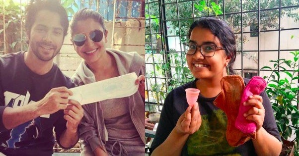 On The #PadManChallenge: The Positives, Negatives, And The Bloody Truth