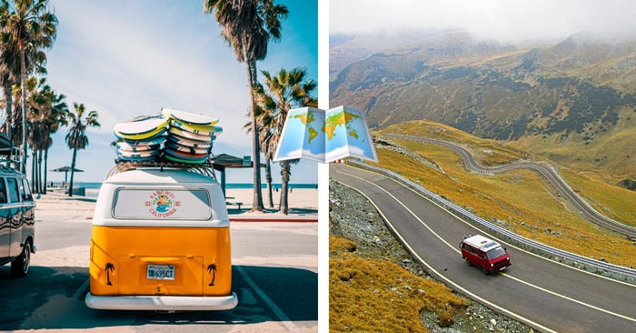 Build A Camper Van And We'll Give You A Road Trip To Go On