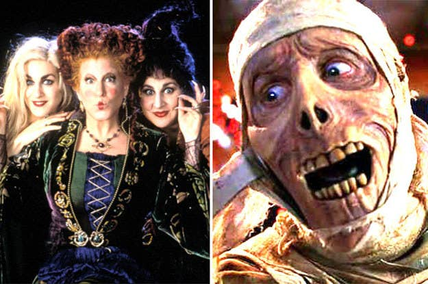 The 25 Baddest Witches In Film And TV