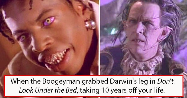 17 Times Disney Channel Original Movies Scared The Shit Out Of You As A Kid